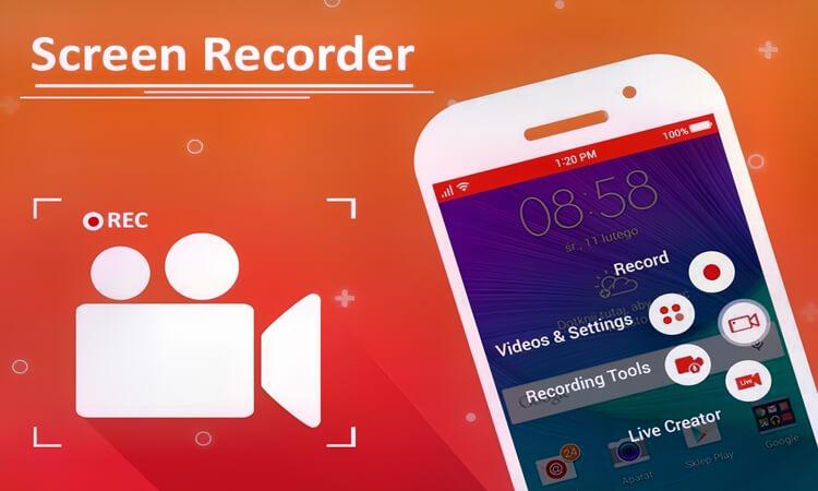 aplikasi perekam layar android terbaik dan terbaru paling recommended
