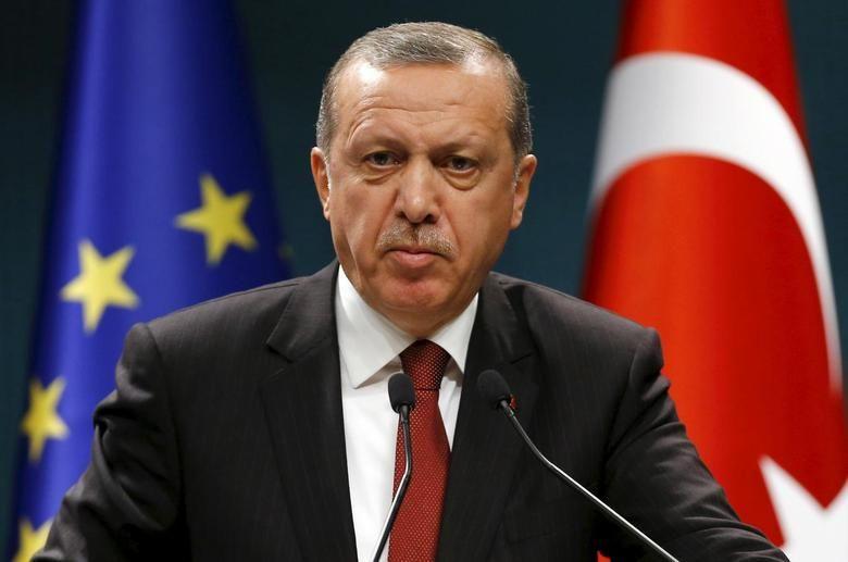 erdogan ajak presiden afghanistan dan kirgistan beri pelajaran kepada israel