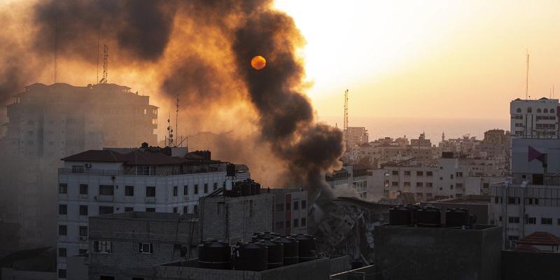 israel siapkan skenario untuk menyerang jalur gaza