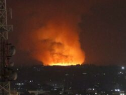 Perlawanan Terhadap Militer Israel Tetap Meski Serangan Udara Terus Menyerang Palestina, Jihad Islam: ALLAHU AKBAR!