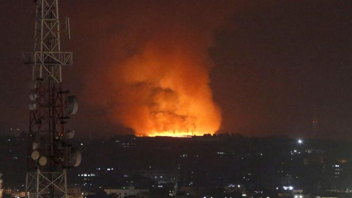 perlawanan terhadap militer zionis israel tetap kuat meski serangan udara terus menggempur palestina