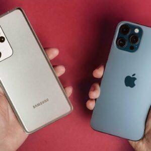 Adu Spesifikasi Samsung Galaxy S21 Ultra VS iPhone 12 Pro Max, Mana yang Lebih Gahar?