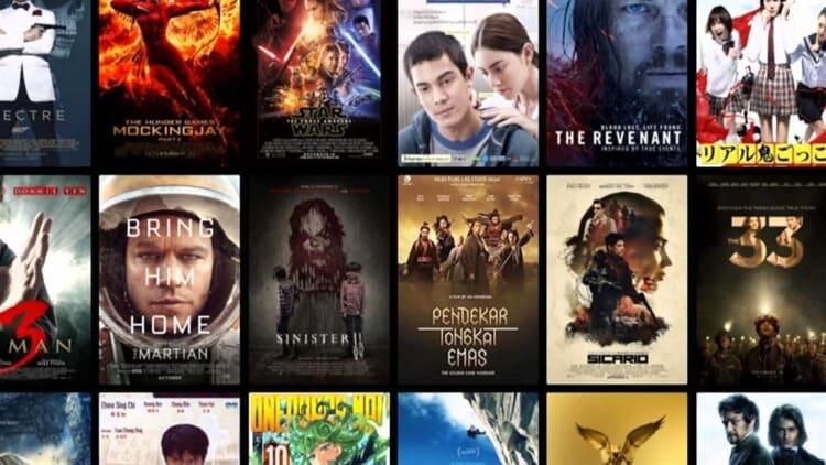 rekomendasi daftar kumpulan situs download film terbaik