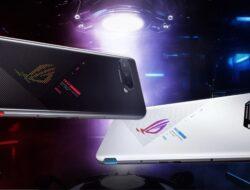 Resmi Hadir di Pasar Indonesia, Begini Gaharnya ASUS ROG Phone 5 Series Beserta Harganya!