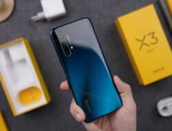 Harga dan Spesifikasi HP Realme X3 SuperZoom di Indonesia 2021