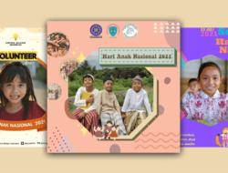 10 Link Twibbon Hari Anak Nasional 2021 Terbaru, Download Gratis di Sini!