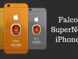 Falcon Supernova iPhone 6 Pink Diamond: Harga dan Spesifikasi