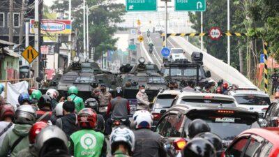 Daftar 100 Titik Penyekatan Terbaru Selama PPKM Darurat di DKI Jakarta dan Sekitarnya