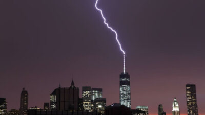 What is A Lightning Rod: Definition, Types, Who First Developed and How it Works