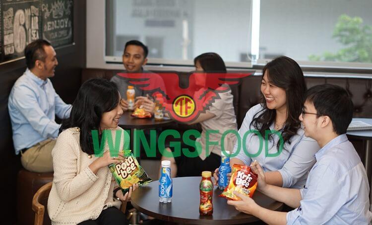 info lowongan kerja wings food pt tirta alam segar terbaru