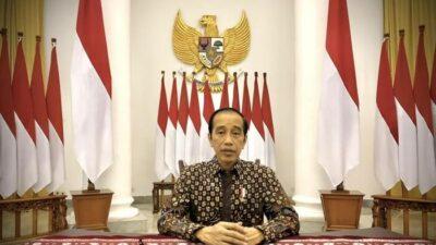 Resmi! PPKM Darurat Diperpanjang Hingga 25 Juli 2021, Jokowi: Akan Dibuka Bertahap Mulai 26 Juli