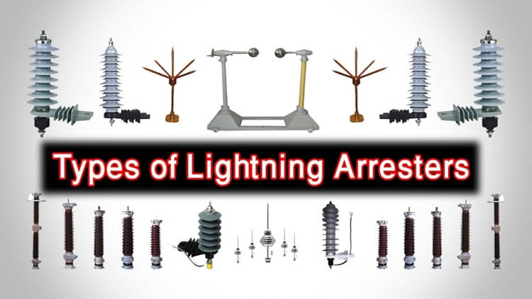 what is a lightning rod and all about types of lightning rod