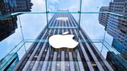 kode dan harga saham apple per lembar