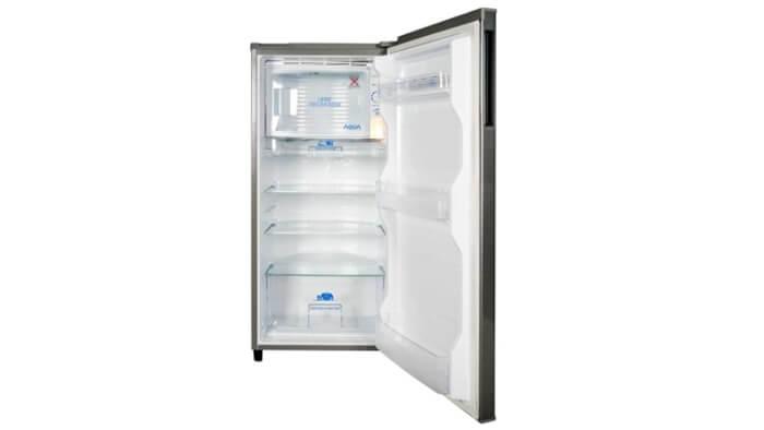 kekurangan kelebihan harga dan spesifikasi kulkas aqua aqr-d191 1 pintu