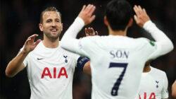 Hasil Liga Konferensi Eropa, Tottenham vs Mura, Hattrick Harry Kane Menangkan Spurs