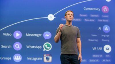WhatsApp, Facebook, Instagram Down, Mark Zuckerberg Kehilangan Rp 99 Triliun